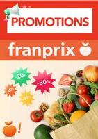 Promotions Franprix - Franprix