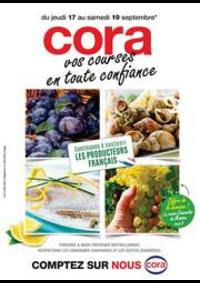 Prospectus Cora LIVRY-GARGAN : Catalogue Cora
