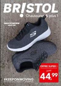 Prospectus Bristol Waremme : Shoe discount sport