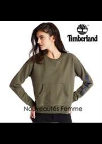 Prospectus Timberland Paris : Nouveautes Femme