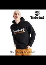 Prospectus Timberland : Nouveaux hommes