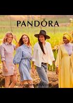Catalogues et collections Pandora : Nouvelles Arrivees