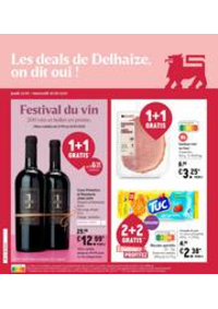 Promos et remises AD Delhaize Jurbise : Nouveau: Promotion de la semaine