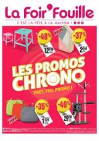 Prospectus La Foir'Fouille Mons - Quaregnon : Les Promos