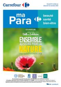 Prospectus Carrefour CHARENTON LE PONT : Ma para - beauté, santé, bien-être