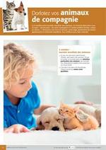 Prospectus Colruyt : Dorlotez vos animaux de compagnie