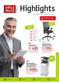 Prospectus Office World Bern : Highlights