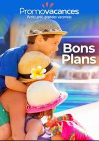Prospectus Promovacances PARIS 13 : Bons Plans