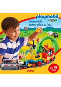 Prospectus Playmobil FunPark boutique : Playmobil 123