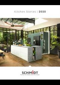 Prospectus Cuisines Schmidt PARIS 358 RUE DE VAUGIRARD : Cuisines 2020