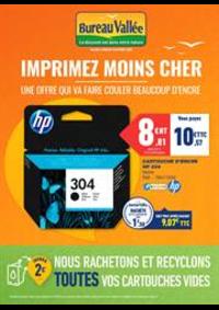 Prospectus Bureau Vallée - Courbevoie : Imprimez moins cher