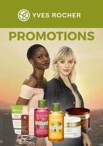 Prospectus Yves Rocher : Promotions Yves Rocher