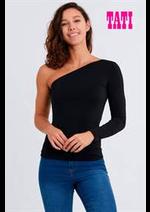 Prospectus Tati : Collection Tops & T-Shirts / Femme
