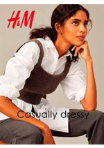 Catalogues et collections H&M : Casually dressy