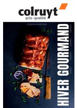 Prospectus Colruyt : Hiver gourmand