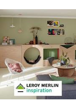 Prospectus Leroy Merlin : Inspiration