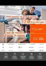 Prospectus Boulanger : Les meilleures offres
