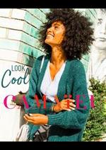 Catalogues et collections Camaieu : Lookbook