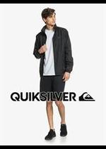 Prospectus Quiksilver : Collection Vestes / Homme