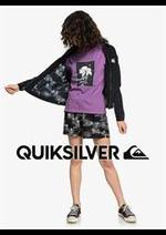 Prospectus Quiksilver : Collection T-Shirts / Femme