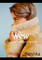 Catalogues et collections Bershka : Nouvelle collection femme