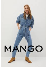 Catalogues et collections MANGO Bern : Denim für Damen 2020