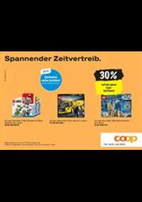 Prospectus Coop City Basel - PerPiedi : Spannender Zeitvertreib.