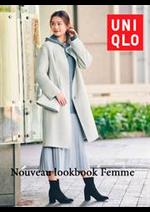 Promos et remises  : Nouveau lookbook Femme