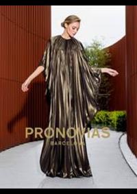 Prospectus Pronovias Le Mans : Collection Metaliques