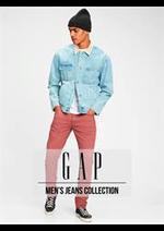 Catalogues et collections Gap : Men's Jeans Collection