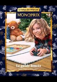 Prospectus Monoprix NIMES : Le guide jouets