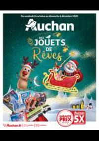 Prospectus Auchan PUTEAUX : Des jouets de rêves