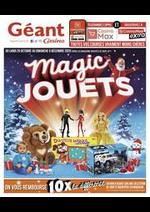 Prospectus Géant Casino : Magic jouets