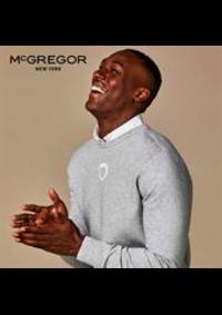 Prospectus Mc Gregor shop Paris : Nouveautés