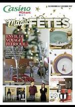 Prospectus Géant Casino : Magic fêtes