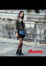 Catalogues et collections Bata : Collection Femme
