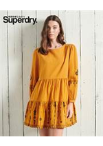 Catalogues et collections Superdry : Robe & Combinaisons