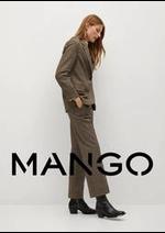 Catalogues et collections MANGO : Tenues de bureau