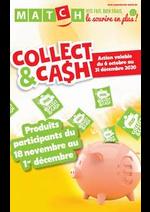 Prospectus Match : Collect & Cash