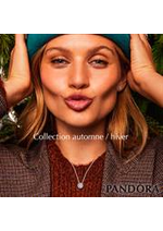 Catalogues et collections Pandora : Collection automnehiver