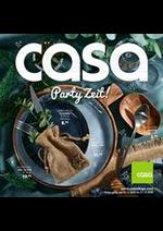 Prospectus Casa : Party Zeit!