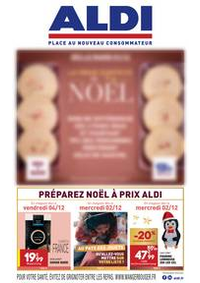 Prospectus Aldi Charenton-le-Pont : LA VRAIE SURPRISE DE NOËL