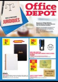 Prospectus Office DEPOT Paris 2 - Sebastopol : Catalogue Office Depot