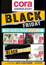 Prospectus Cora : Black Friday cora Anderlecht