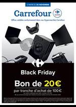 Prospectus Carrefour Express : offres valables à partir du 25 novembre