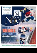 Prospectus E.Leclerc : Le grand jeu de Noel