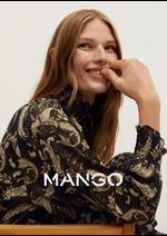 Prospectus MANGO : Sustainable Choice pour Femme 2020