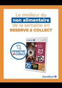 Prospectus Carrefour Drancy : Reserve & Collect