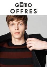 Prospectus Gemo ORGEVAL : Nouveautés Homme