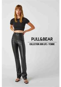 Prospectus Pull & Bear PARIS : Collection Join Life / Femme